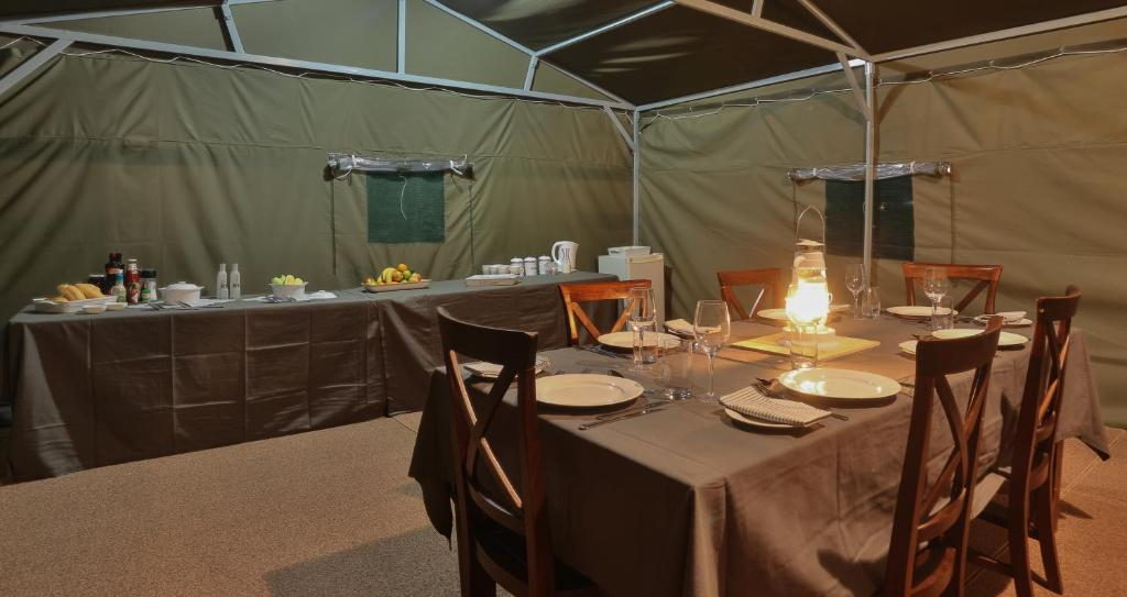 Gallery image of this property & Hotel Pilanesberg Tented Safari Camp South Africa - Booking.com