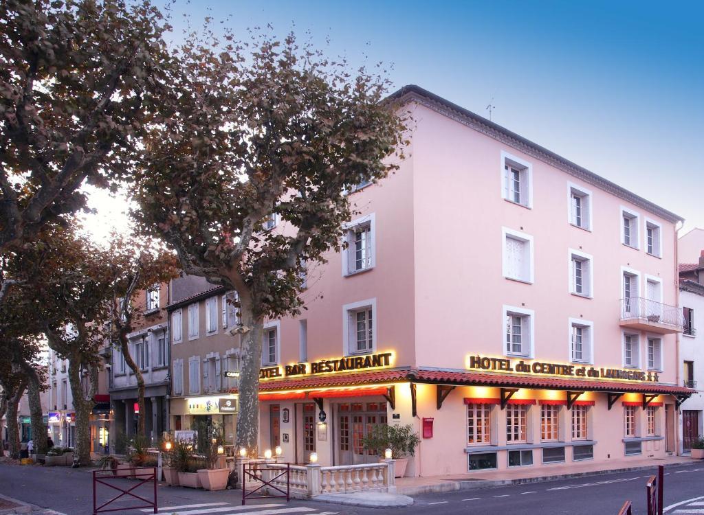 H tel du centre et du lauragais france castelnaudary for Hotel design centre france