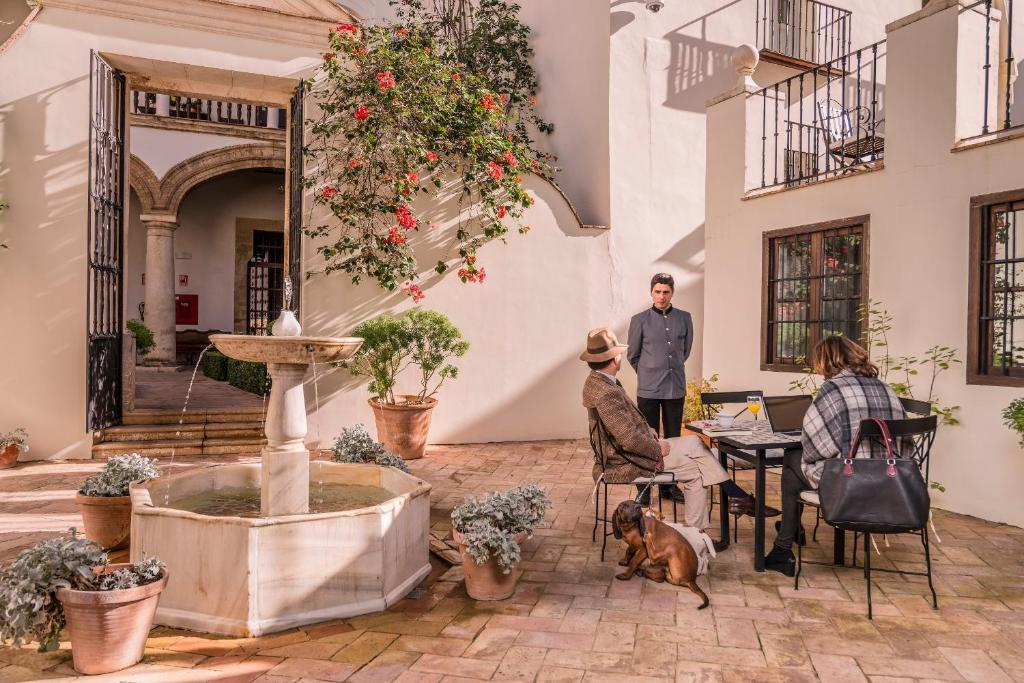 boutique hotels in córdoba  124