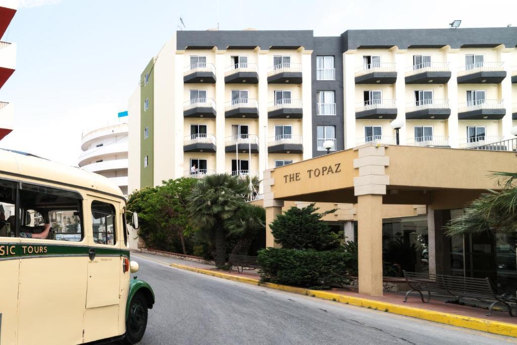 トパーズ ホテル(Topaz Hotel)
