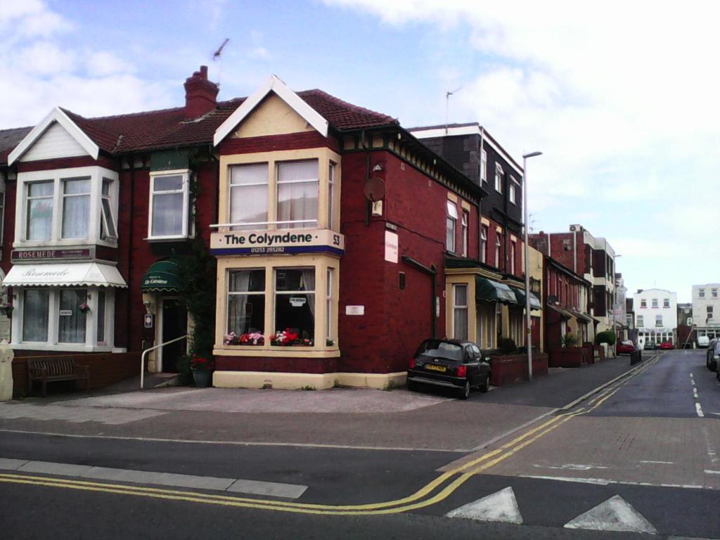 guest house the colyndene blackpool uk booking com