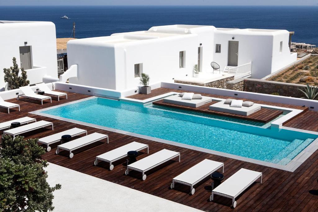 Lyo Hotel MykonosPlaya Boutique Super Paradise Precios – OPikXwZTu