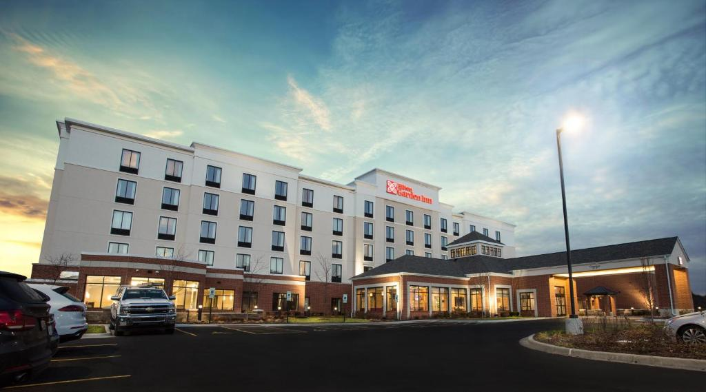 Hilton Garden Inn Schaumburg Reserve Now. Gallery Image Of This Property ... Design Ideas