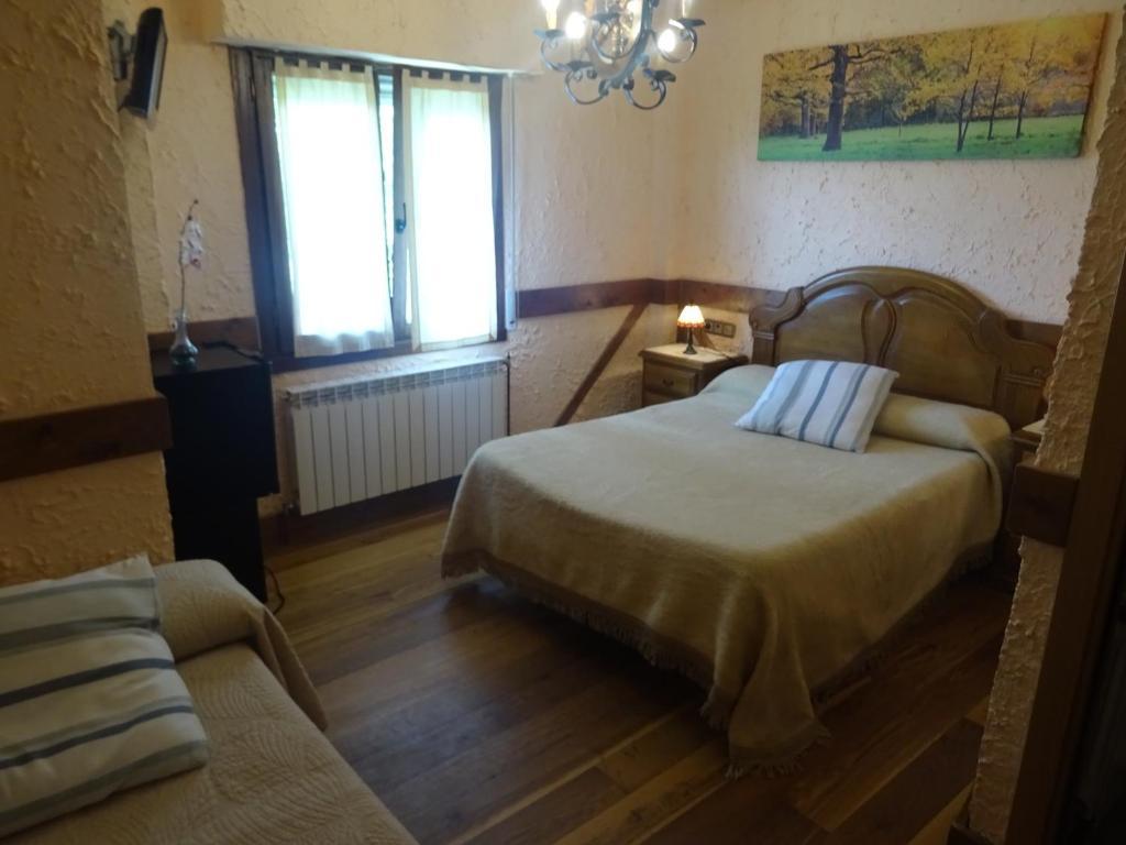 Camera di Casa Rural Arratzain