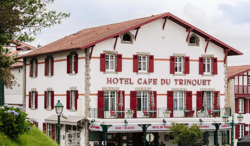 Hotel caf du trinquet cambo les bains tarifs 2018 - Office du tourisme de cambo les bains ...