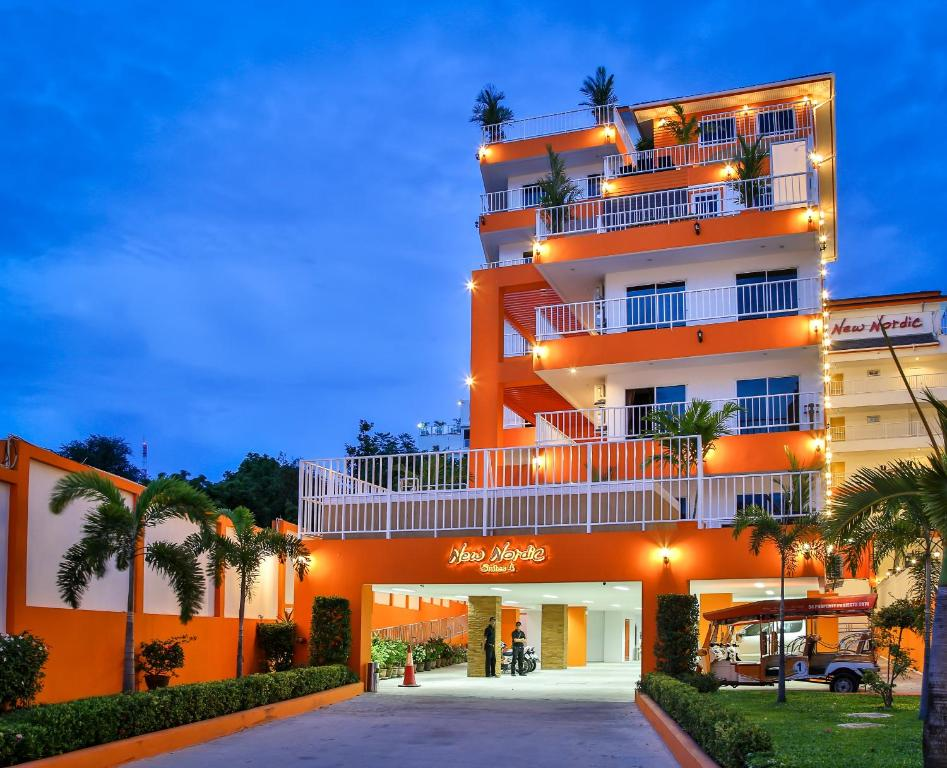 Fasjonable Sunset Apartments, Pattaya South, Thailand - Booking.com NV-93