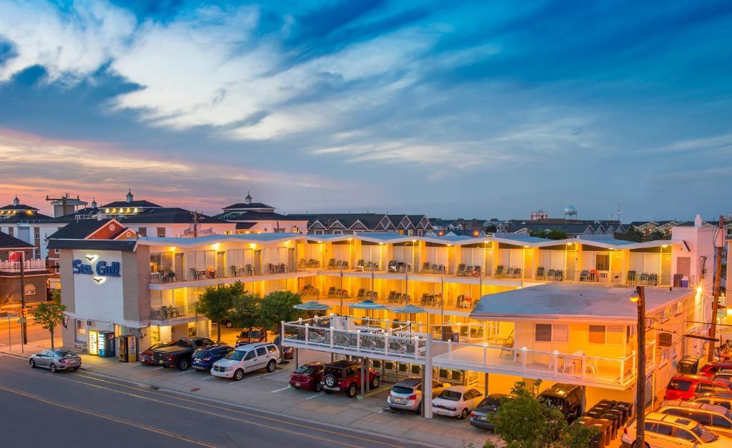 Sea Gull Motel Wildwood Nj Booking