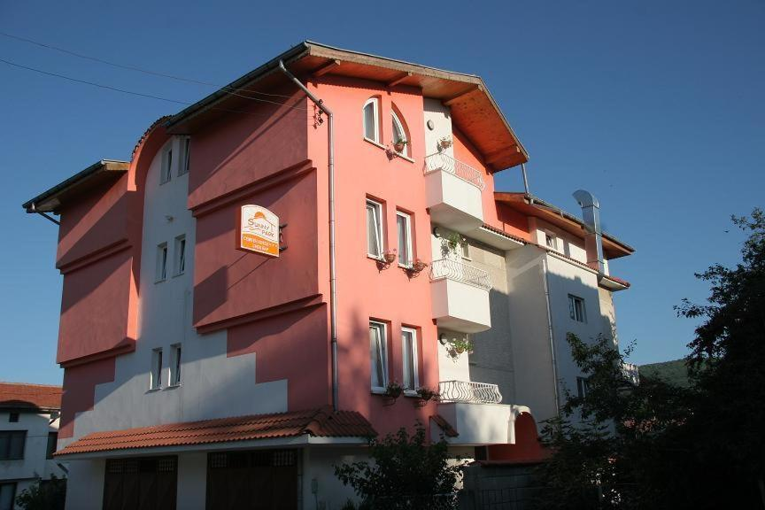 Хотел Съни Парк - Кранево