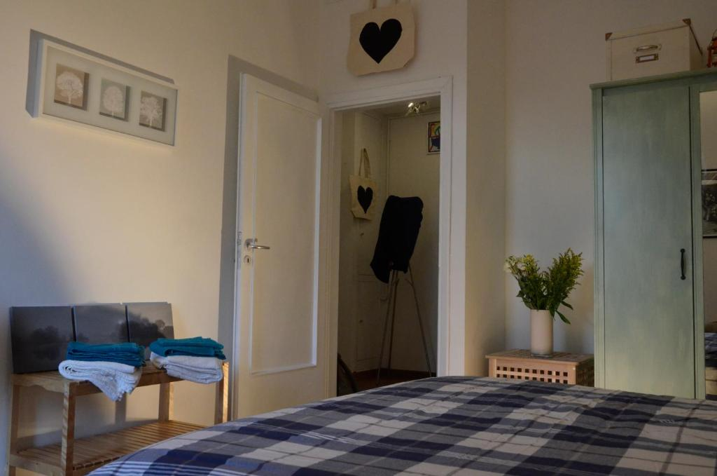 Apartment Casa al 4, Florence, Italy - Booking.com