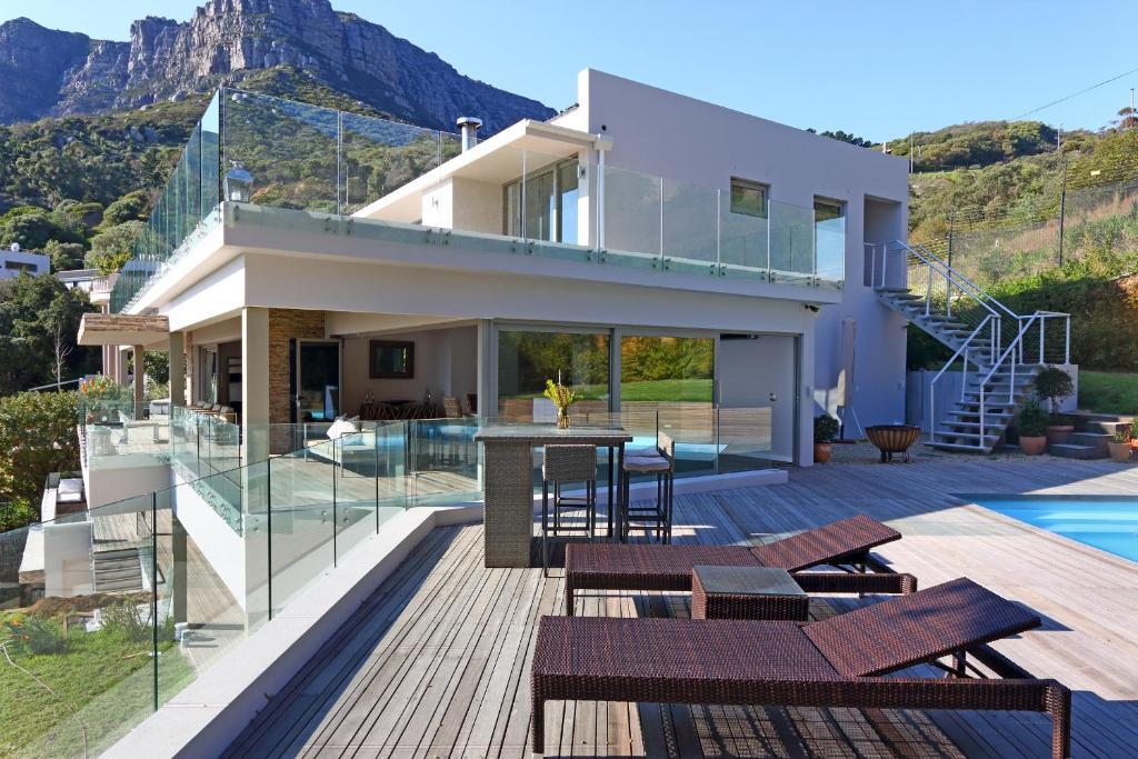 Villa Zuid Afrika : Villa the llandudno zuid afrika llandudno booking