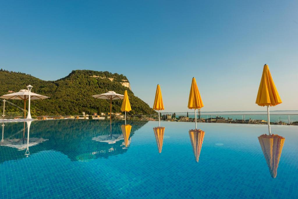 Sky Pool sky pool hotel sole garda, italy - booking