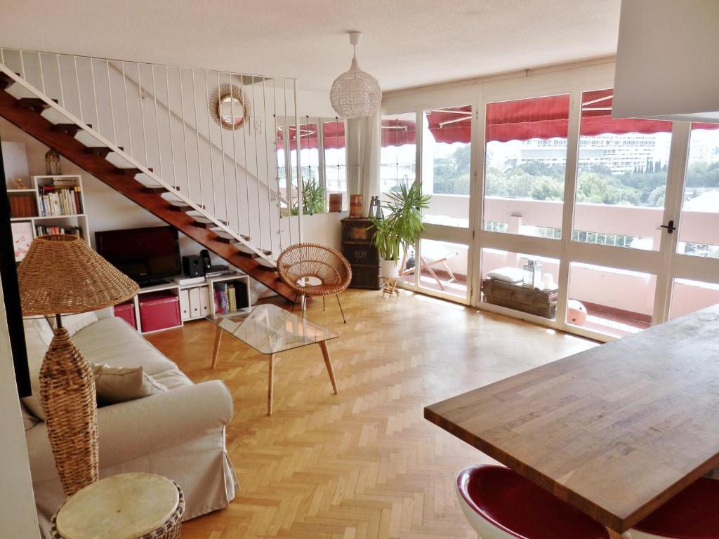 Appartement le brasilia france marseille for Marseille appartement