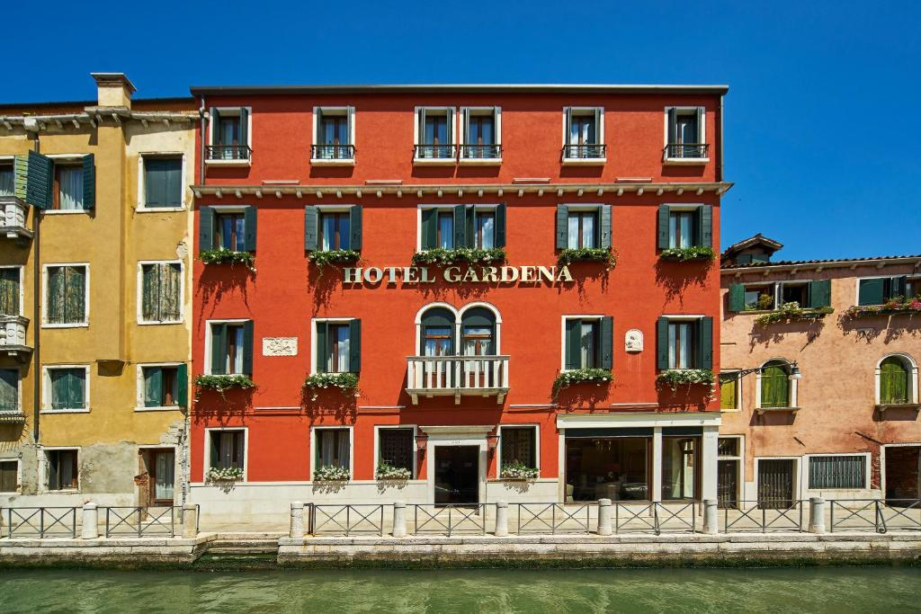 Hotel gardena venice italy for Reservation hotel italie