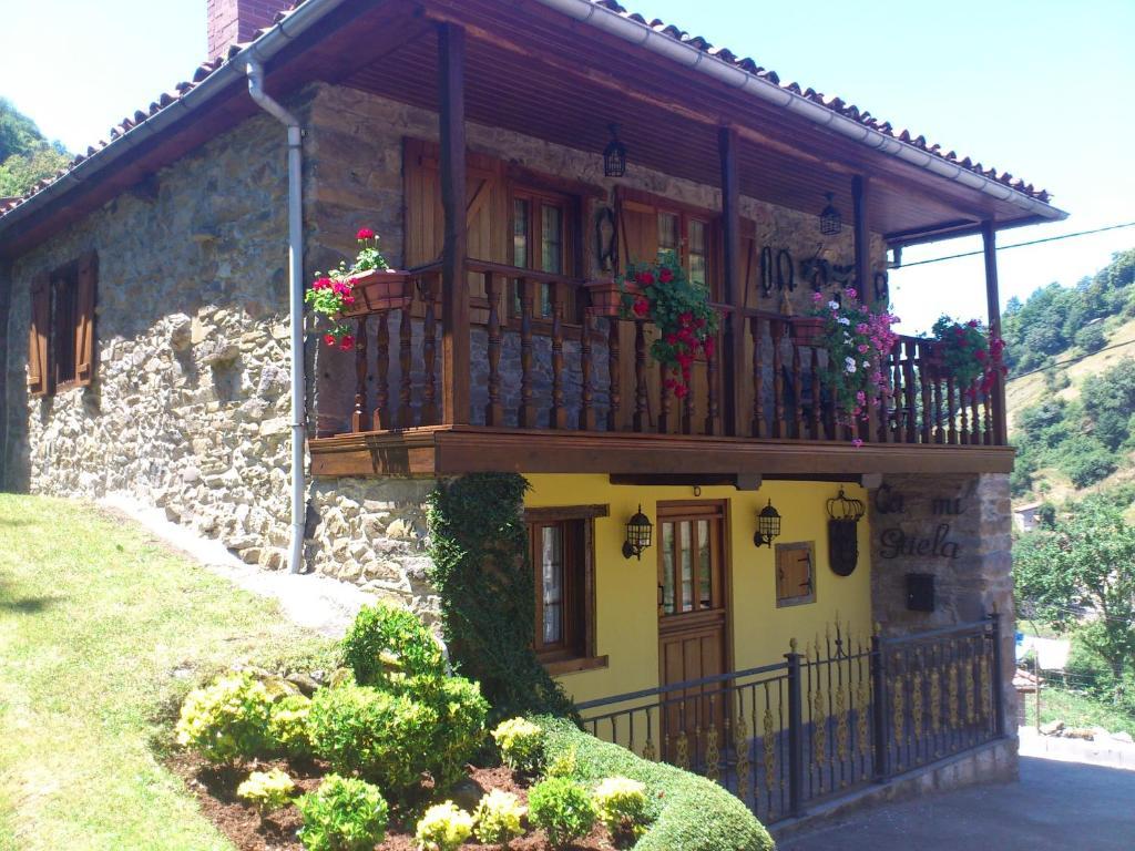 Casa de Campo Ca Mi Güela (Espanha Aller) - Booking.com