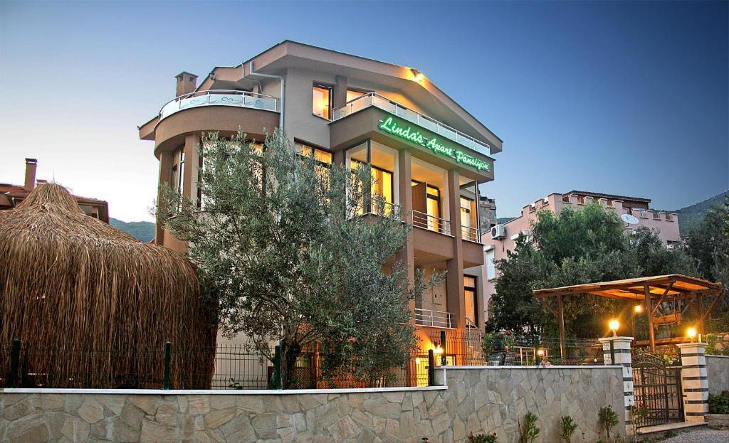 694cfe3b3e2f2 Hotel Linda's Apart, Altınoluk, Turkey - Booking.com