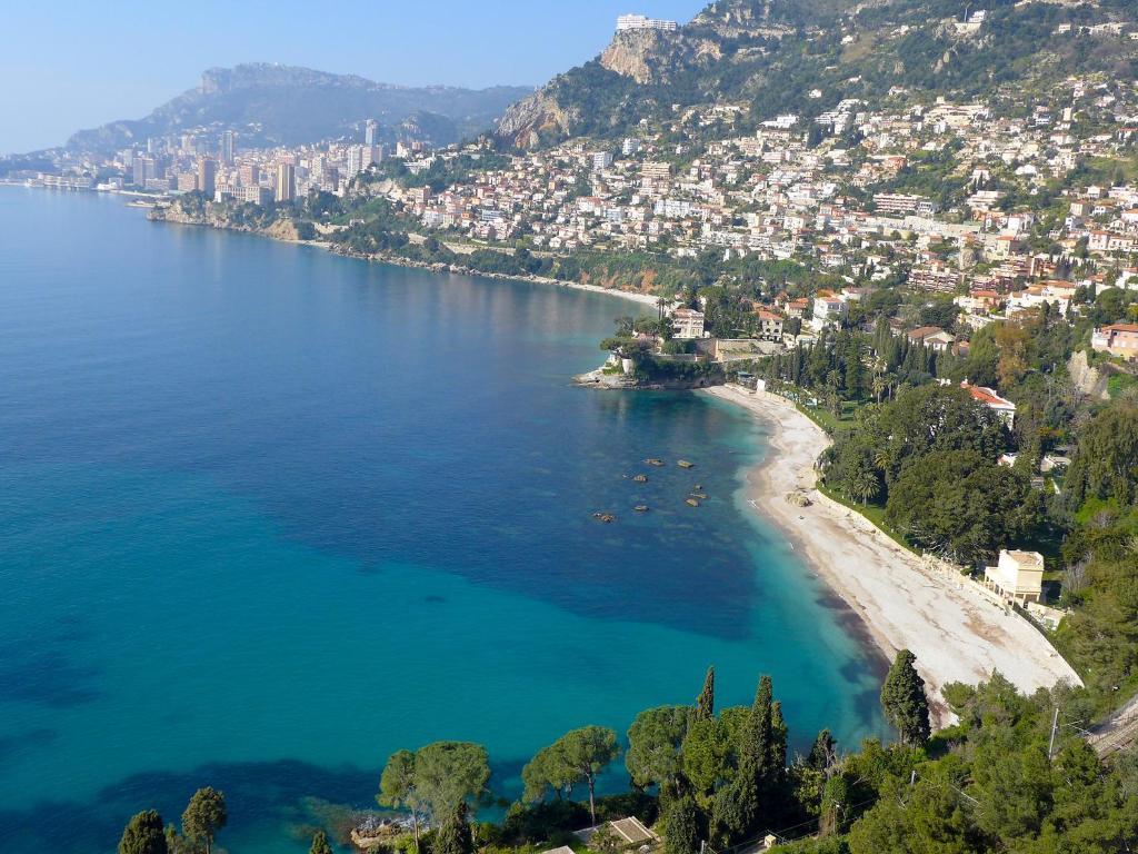Appartement Parc Massolin Roquebrune France Roquebrune Cap Martin