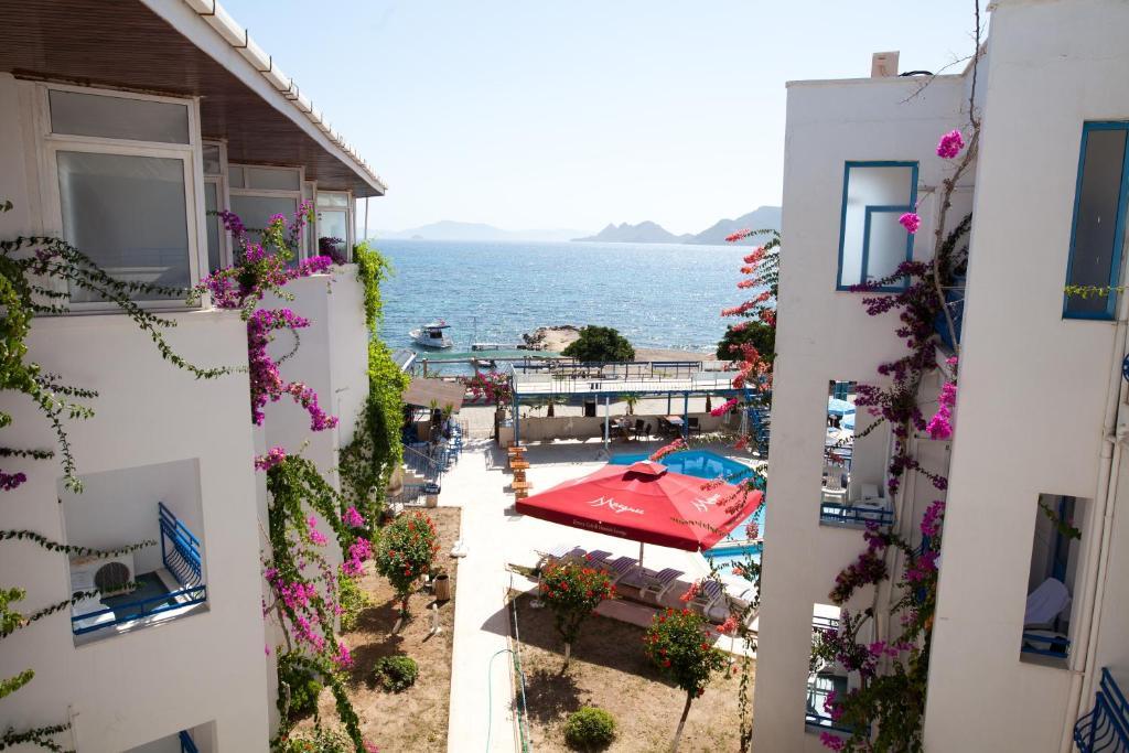 Balcó o terrassa a One More Day Hotel