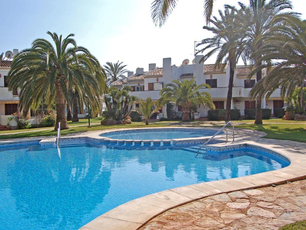 Appartement urb les arenes ii d nia espagne d nia for Reservation appart hotel espagne
