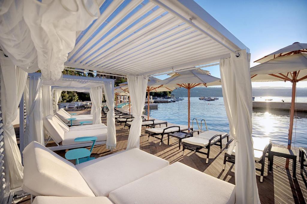 Amadria park hotel royal kroatien opatija for Design hotel kroatien
