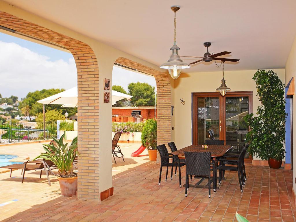 Villa teulada 1 moraira spain - Villa el portet ...
