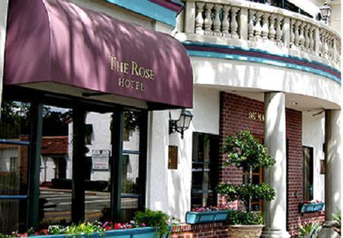 7111b73fb5d13 The Rose Hotel, Pleasanton, CA - Booking.com