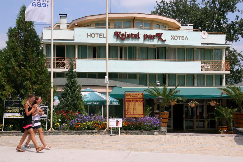 Хотел Hotel Kristel Park - All Inclusive Light - Кранево