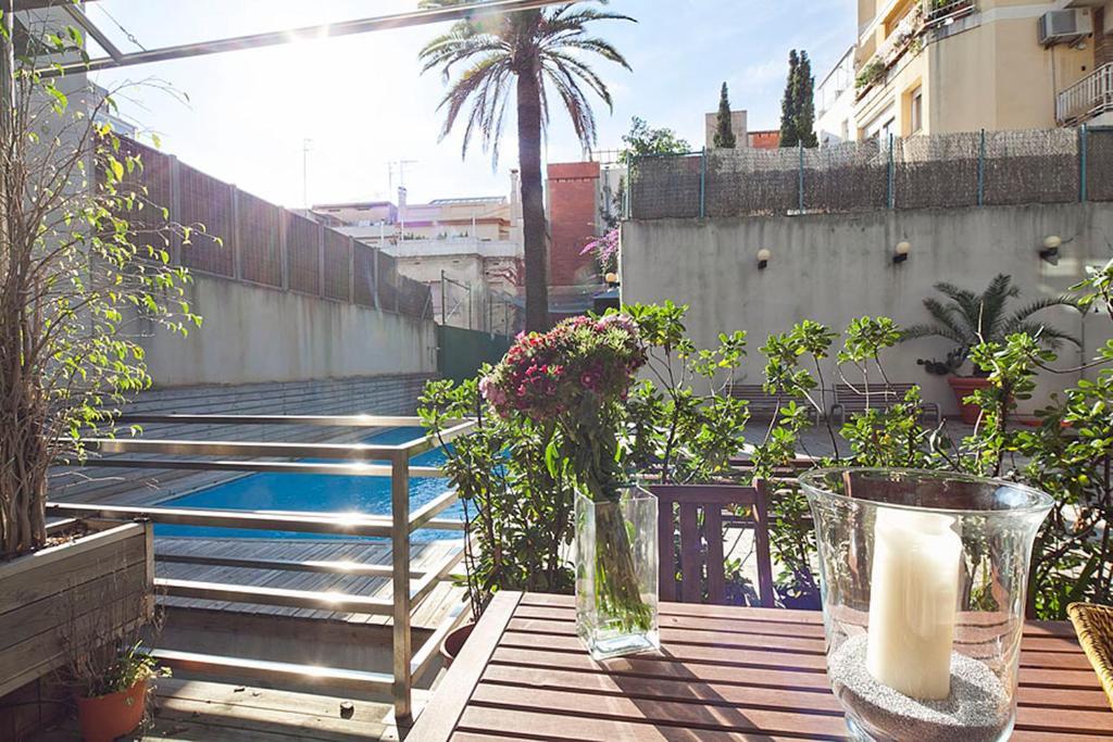 Foto del Apartment Barcelona Rentals - Gracia Pool Apartments