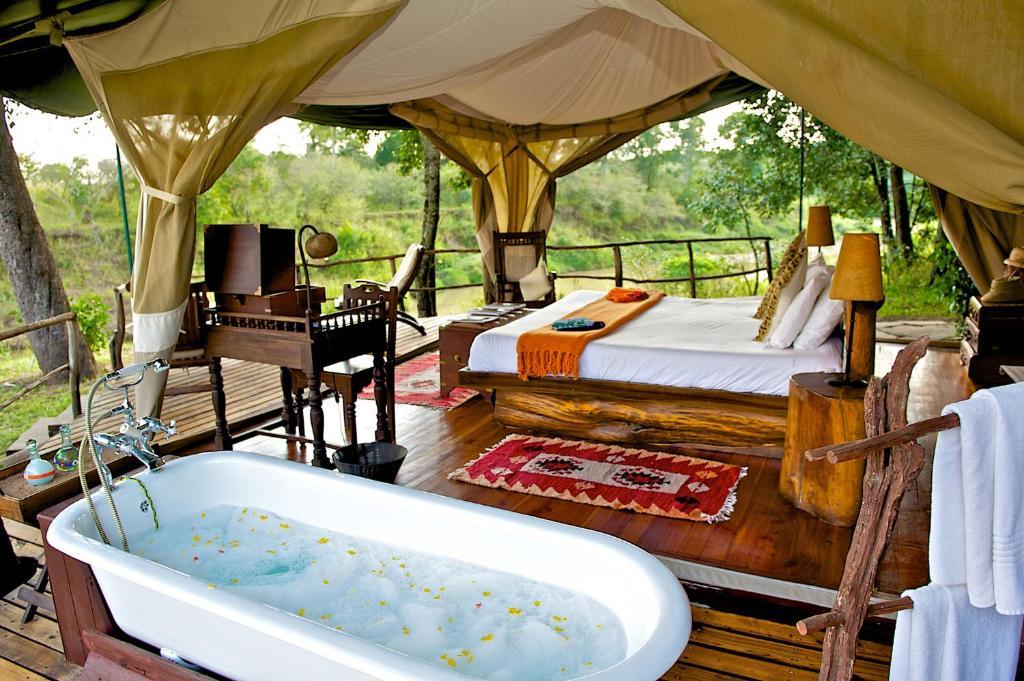 Gallery image of this property & Hotel Mara Explorer Tented Camp Aitong Kenya - Booking.com
