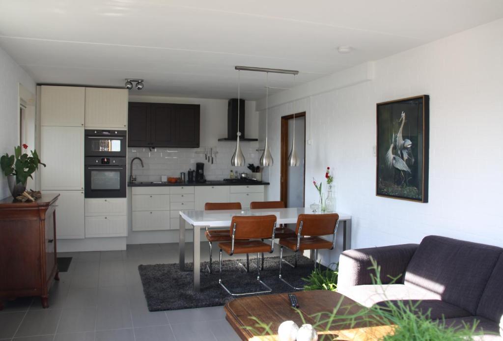 Zone Denmark Badkamer : Apartment gastenverblijf de kapitein nieuwkoop netherlands