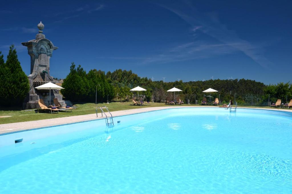 The swimming pool at or near Pousada de Viana do Castelo