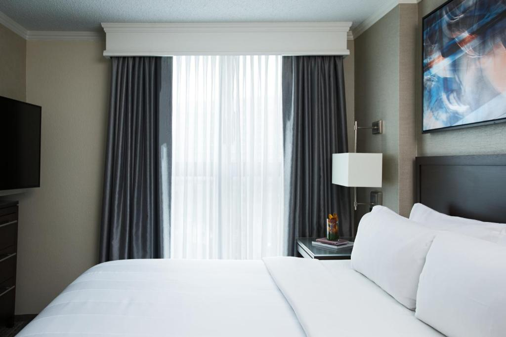 Hotel Marriott Chicago O Hare Rosemont Il Booking Com
