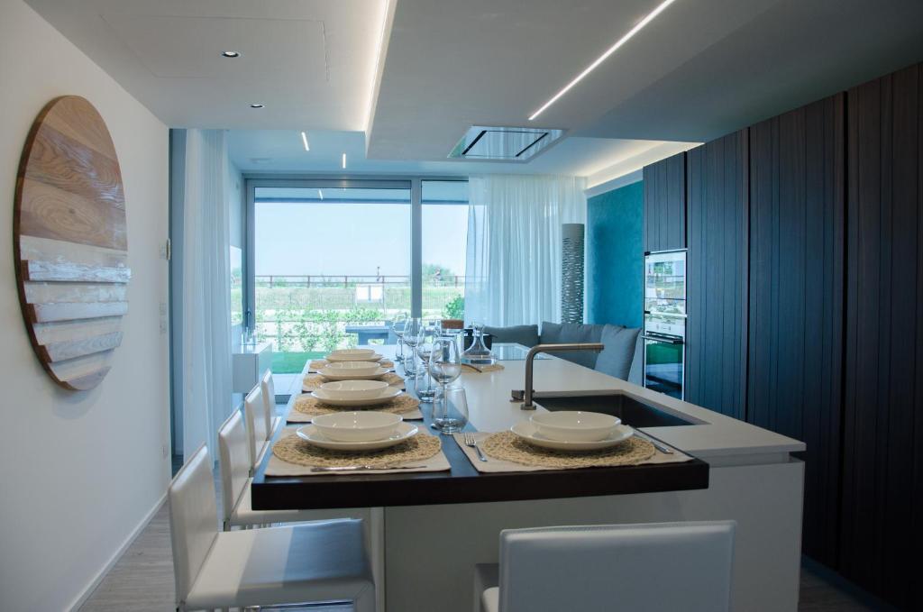 soleis beauty spa apartment italien lignano sabbiadoro. Black Bedroom Furniture Sets. Home Design Ideas