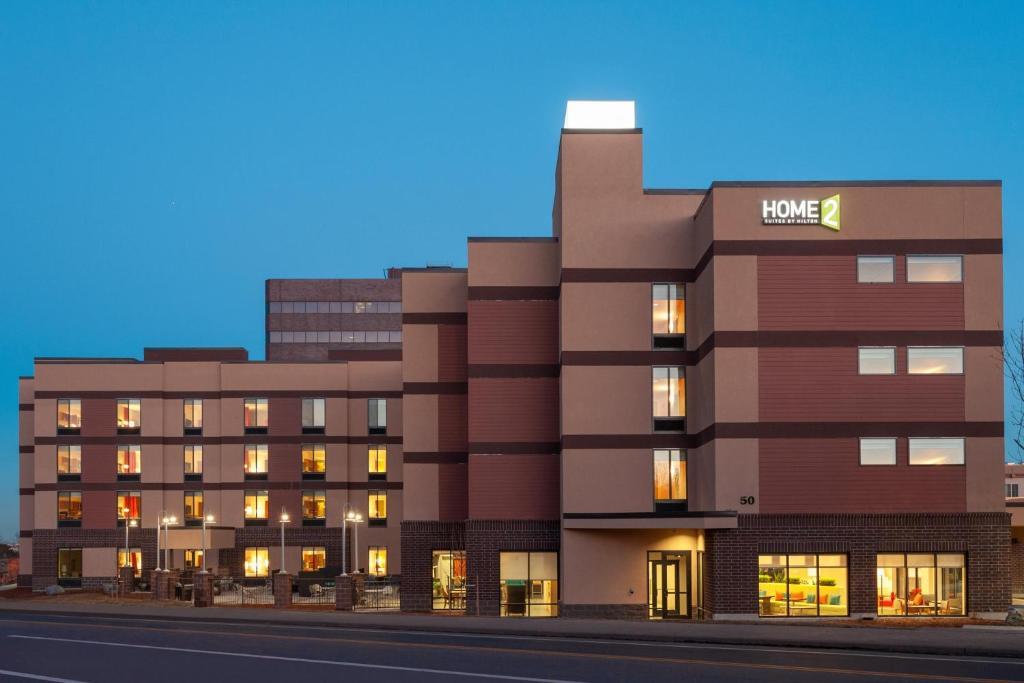 Hotel Home2 Suites By Hilton Denver Lakewood Co Booking Com