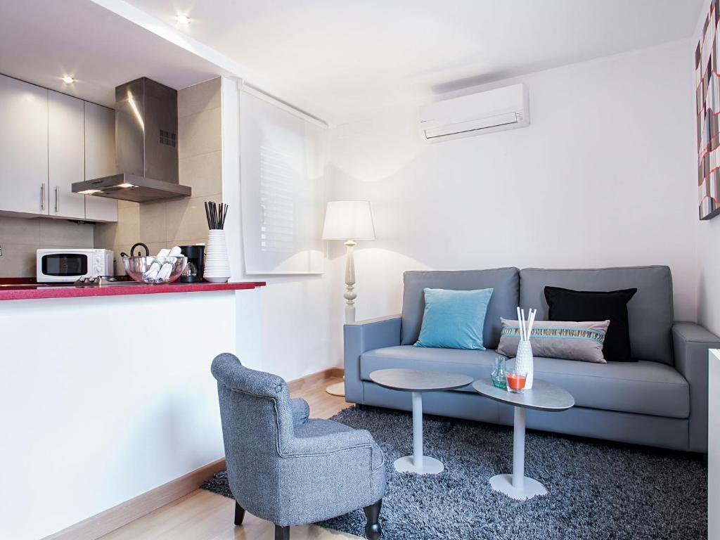 Foto del Apartment Rambla Paris Attic