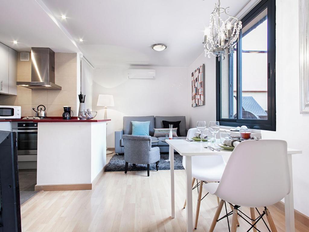 Imagen del Apartment Rambla Paris Attic