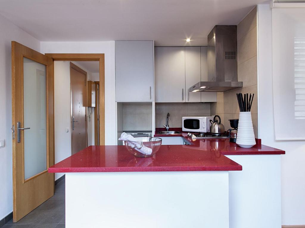 Apartment Rambla Paris Attic fotografía