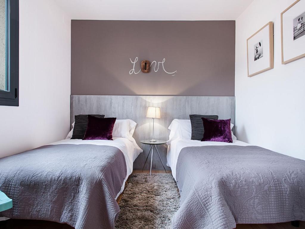 gran imagen de Apartment Rambla Paris Attic