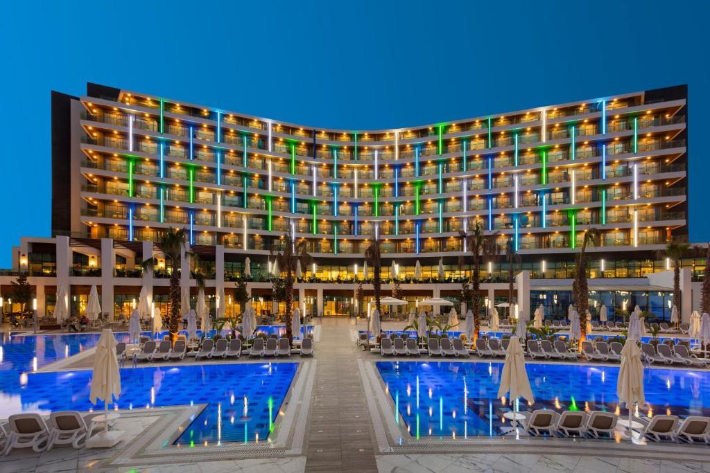 Wind Of Lara Hotel Spa Turkey Booking Com