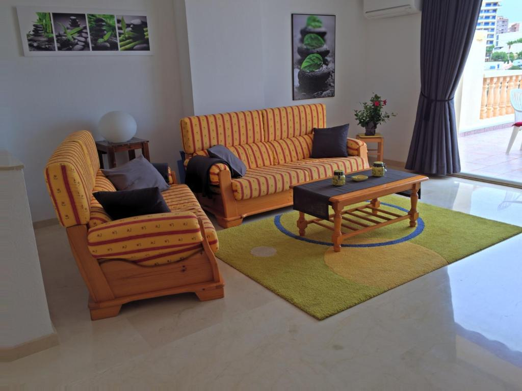 Apartment cala la manzanera calpe spain booking gallery image of this property geotapseo Images