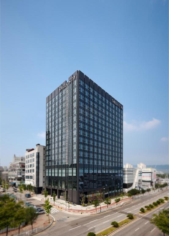 Hotel Shilla Stay Cheonan, South Korea - Booking.com