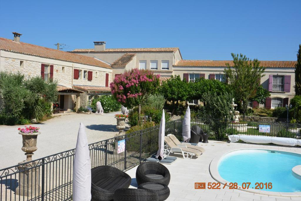 Auberge du Mas de Feniere Arles France Bookingcom