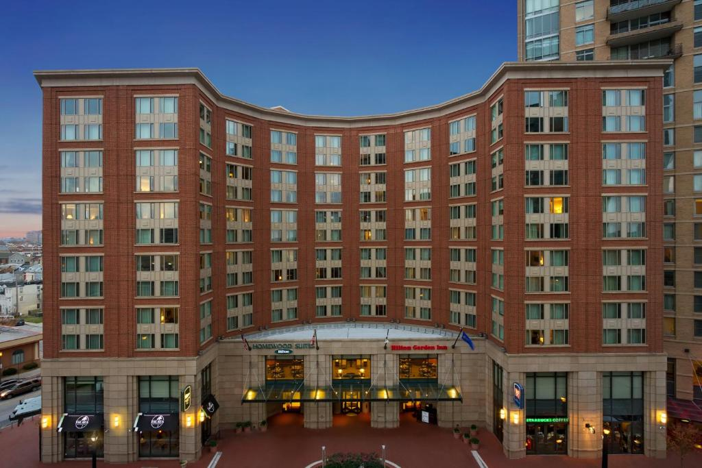 Hilton Garden Inn Baltimore Harbor Md