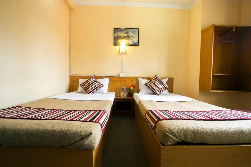 Hotel in Thamel Kathmandu Economy Room Rate