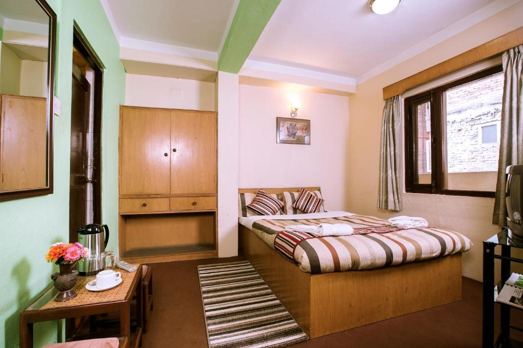 Hotel in Thamel Kathmandu Standard Room Rate