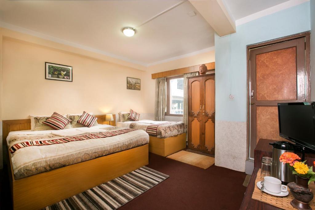 Hotel in Thamel Kathmandu Super Standard Room Rate
