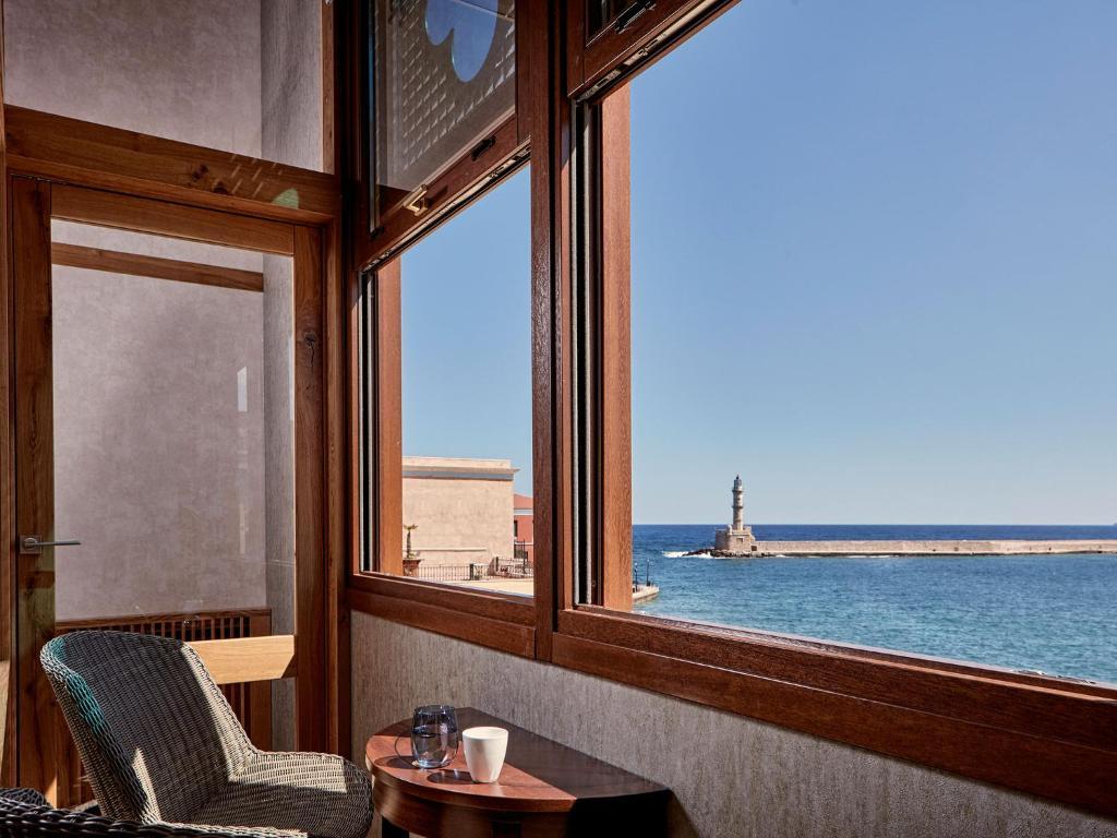 Domus renier boutique hotel chania town greece for Boutique hotel crete