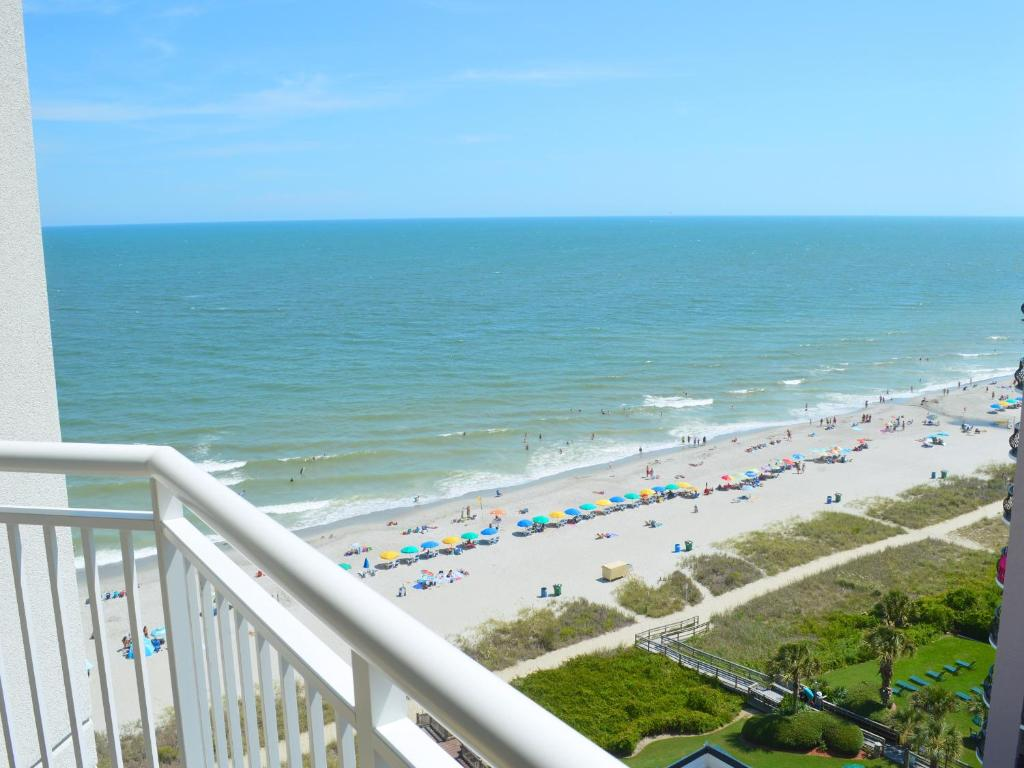Carolinian Beach Resort Myrtle Beach SC  Bookingcom
