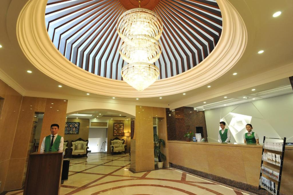 Flower hotel ulaanbaatar 2019 for Decor hotel ulaanbaatar