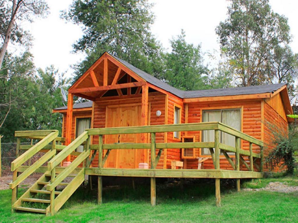 Apartment cabanas tierra de osos el manzano chile - Cabanas de madera economicas ...