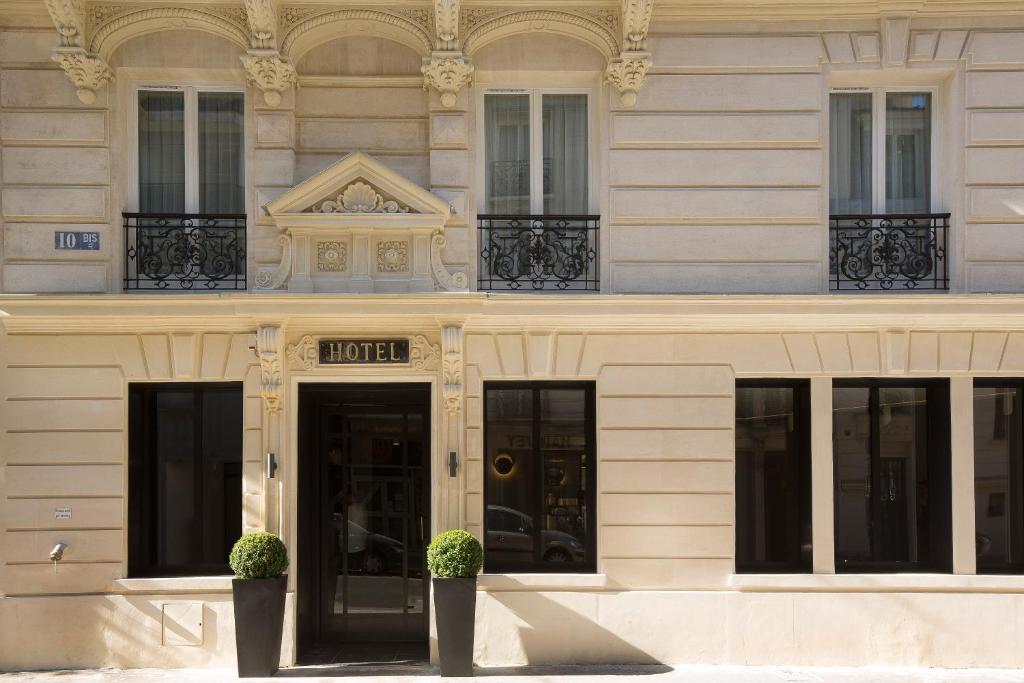 Hotel Rue Du Debarcadere Paris